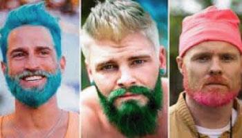 tinte demipermanente para barbas